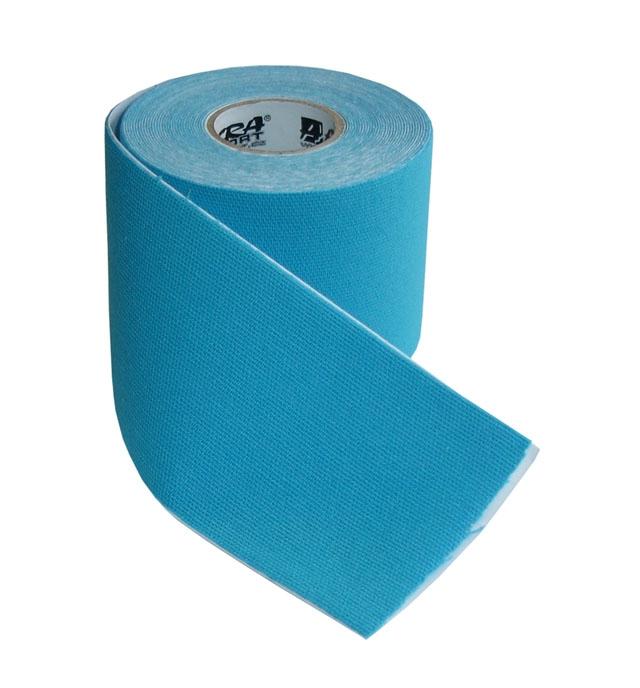 ACRA D70-MO Kinezio tape 5x5 m modrý