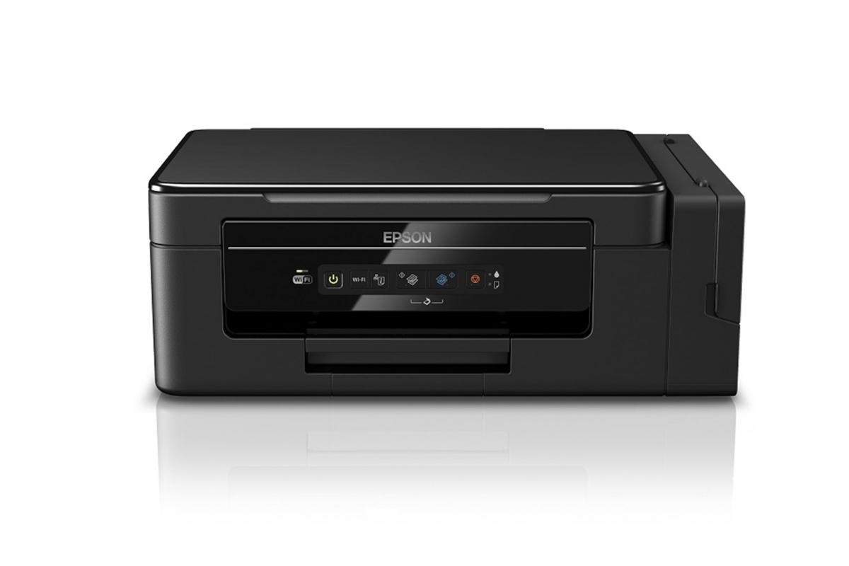 Trhák EPSON tiskárna ink L3050, 3in1, CIS, A4, 33ppm black, 4ink, USB, Wi-Fi, Eco tank C11CF46403