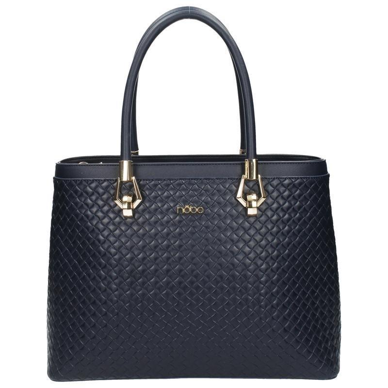 Dámská kabelka Nobo D2150, tmavě modrá