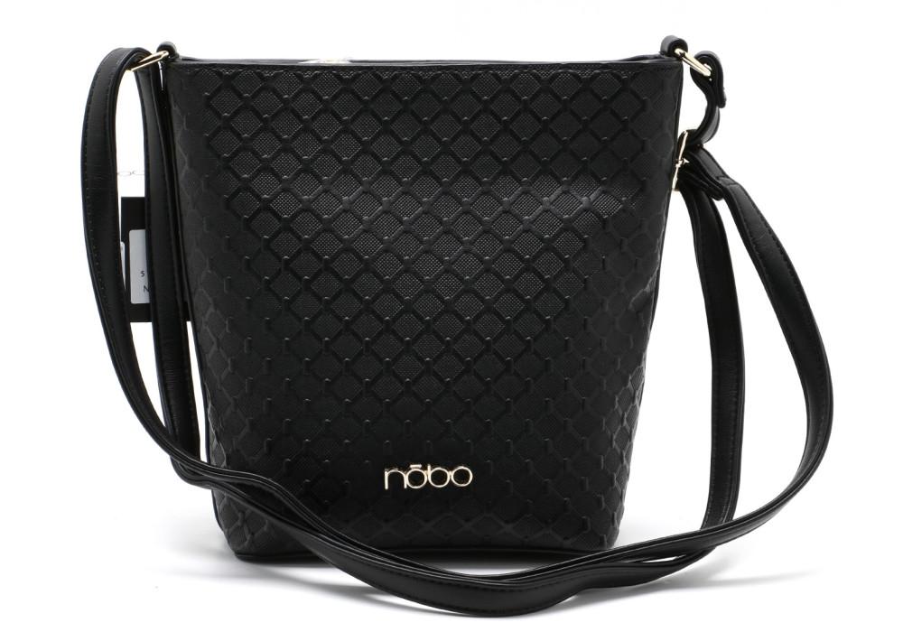 Dámská crossbody kabelka Nobo D1950, černá