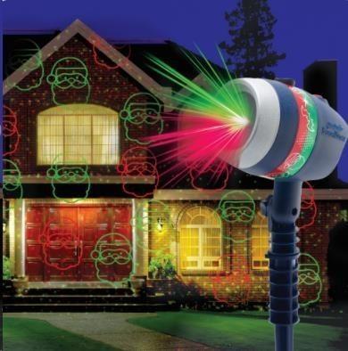 Laserová lampa Star Shower Show Laser Magic - systém s pohyblivými světly M12794