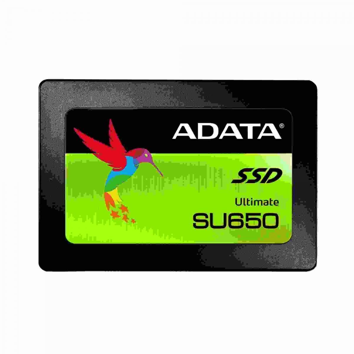 """ADATA SSD 240GB Premier SP650SS 2,5"""" SATA III 6Gb/s (R:560/ W:410MB/s) ASU650SS-240GT-C"""