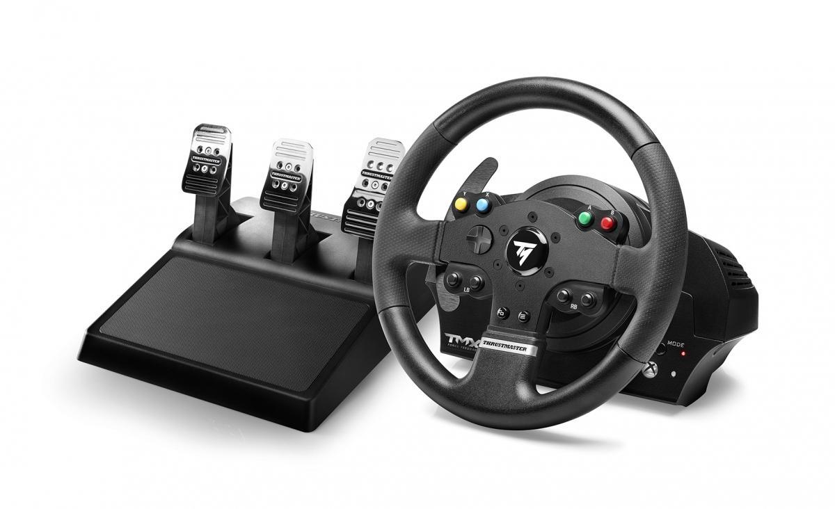 Thrustmaster Sada volantu TMX PRO a 3-pedálů T3PA pro Xbox One a PC (4460143) 4460143