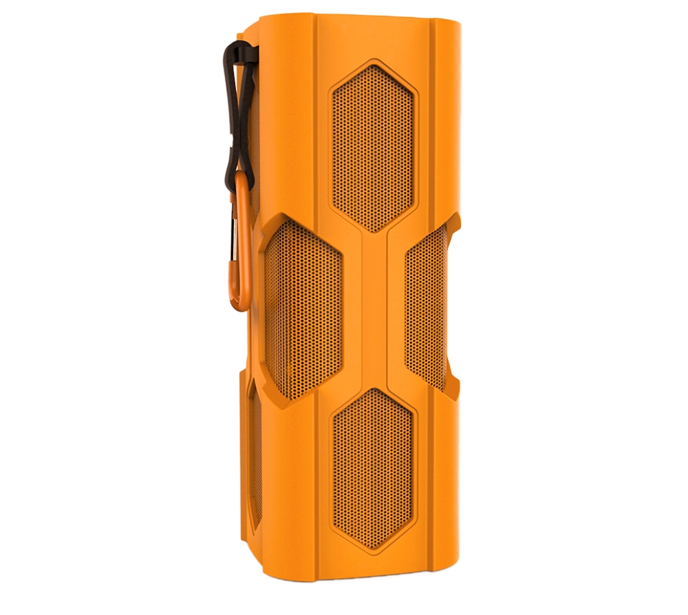 Bluetooth reproduktor Orava CRATER-1 O - Oranžový 8586016723406