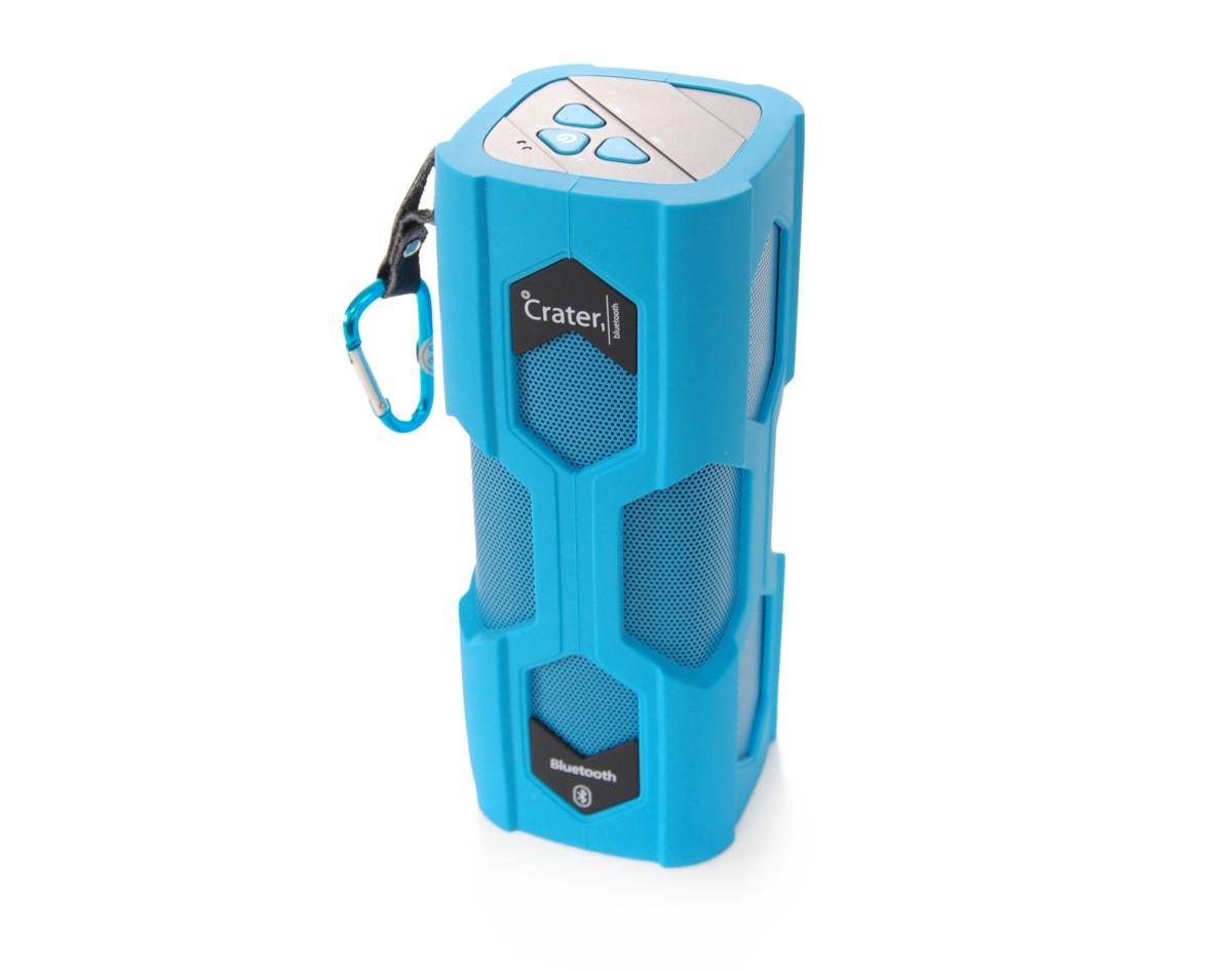 Bluetooth reproduktor Orava CRATER-1 T - Modrý 8586016723413