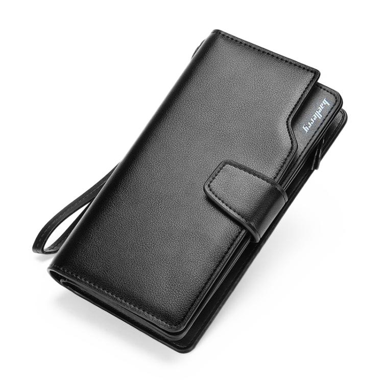 Peněženka s prostorem na mobil Baerllery PWM04, černá