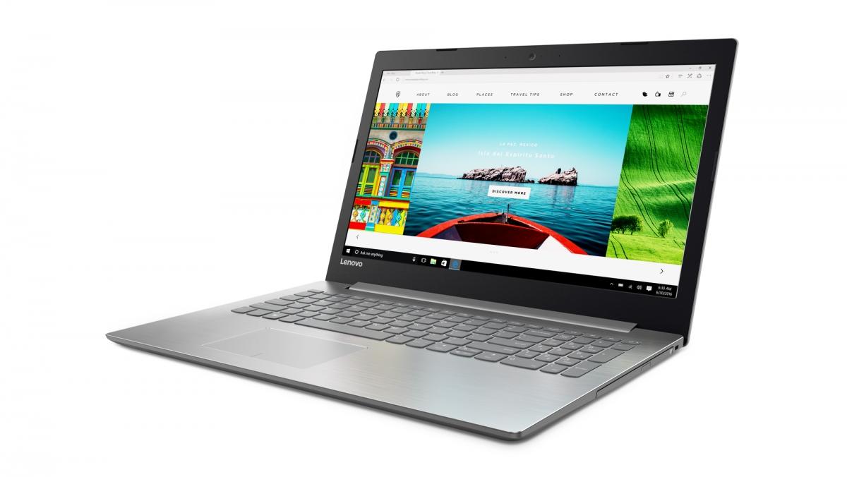 Trhák Lenovo IdeaPad 320 15.6 FHD/i5-8250U/8G/1T+128G/INT/W10H šedý 81BG000FCK