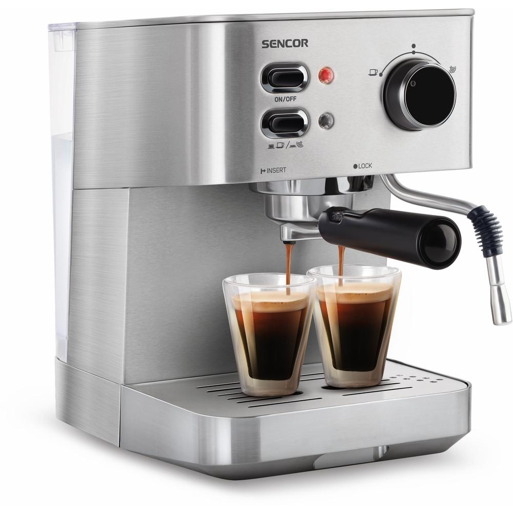 Kávovar ESPRESSO SENCOR SES 4010SS