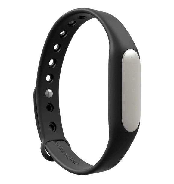 Fitness náramek Xiaomi Mi Band 1S se senzorem srdečního tepu, černý XIAMIB1S