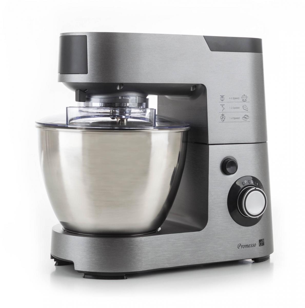 Kuchyňský robot G21 Promesso Iron Grey - šedý