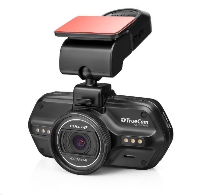 TrueCam A5 Pro WiFi - kamera do auta (Full HD, GPS, české menu) 8594175351958