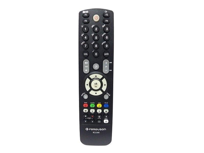 Dálkový ovládač Ferguson RCU 240 DVB-T