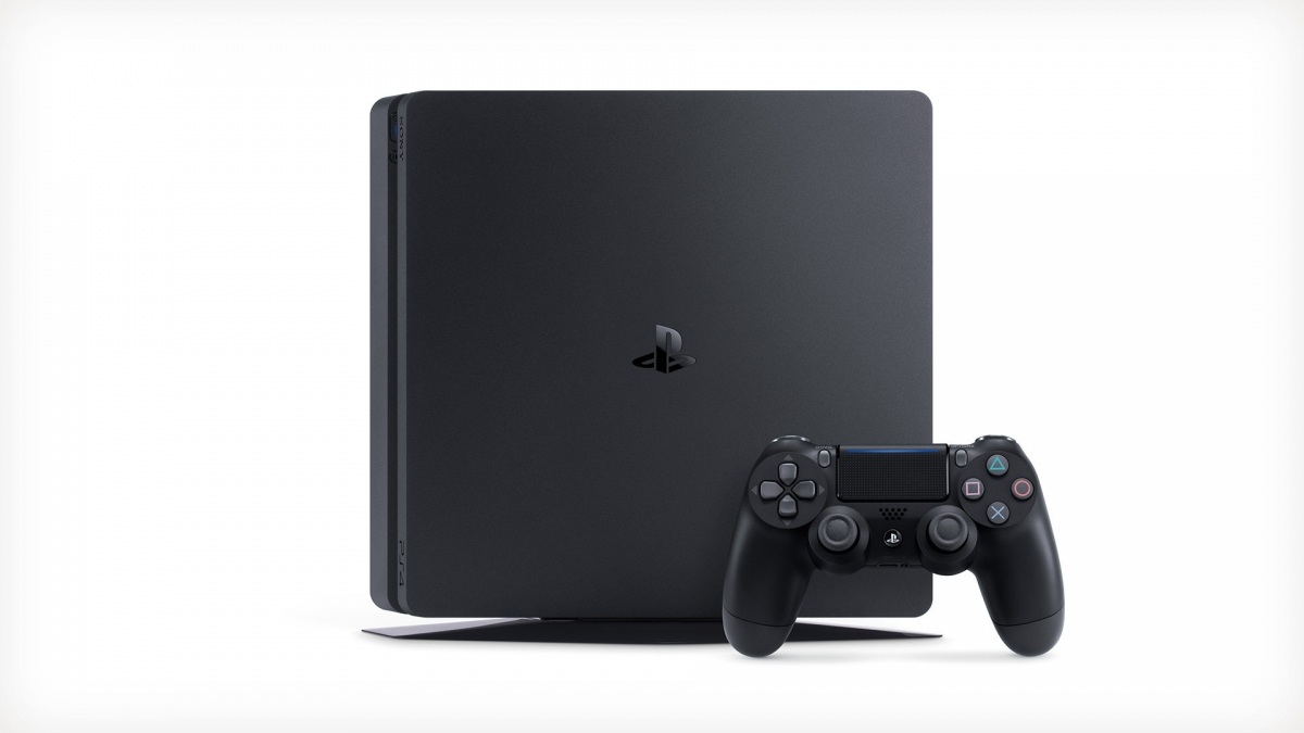 PS4 - Playstation 4 500GB E black slim PS719866268