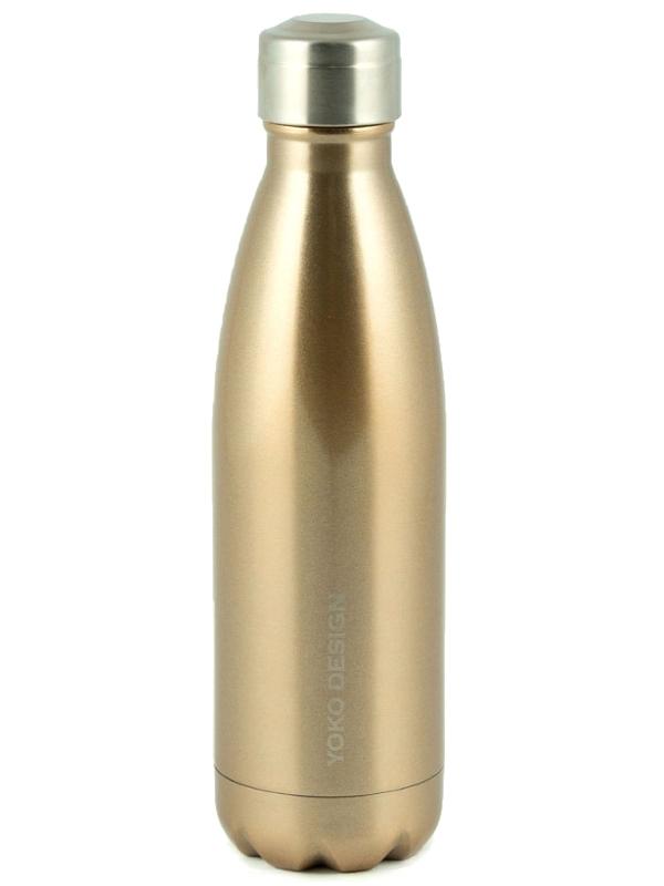 Yoko Design Termoláhev - Zlatá limitovaná edice