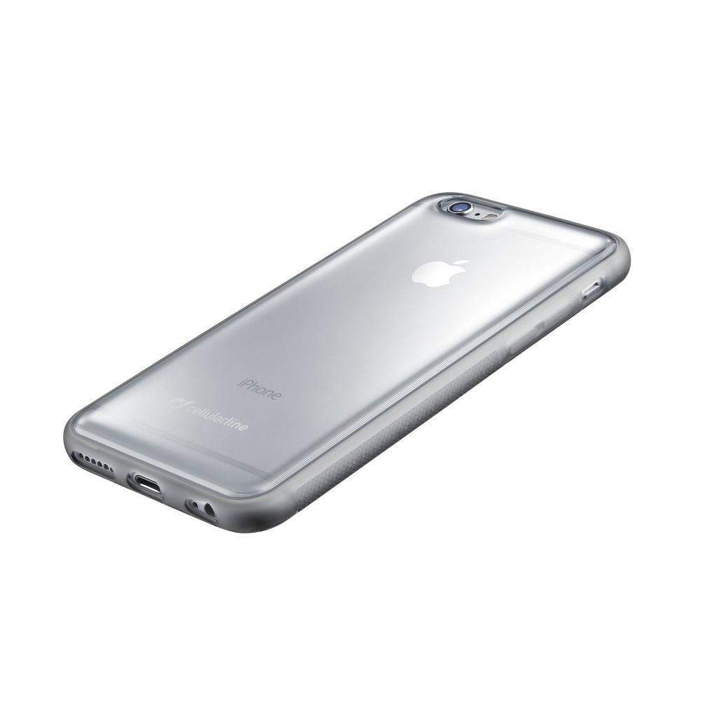 Adhezivní zadní kryt Cellularline ANTI-GRAVITY pro Apple iPhone 6/6S ANTIGRAVCIPH647T
