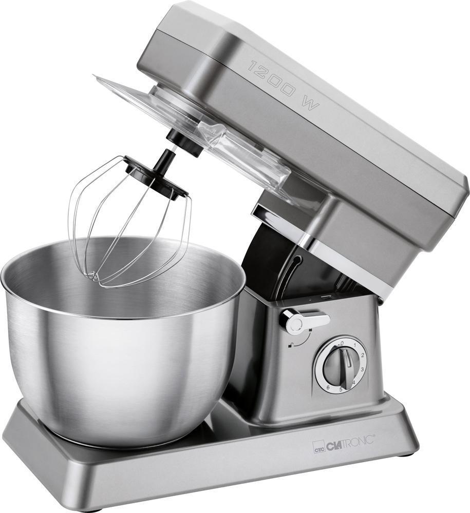 Kuchyňský robot Clatronic KM 3630, 1200 W - šedý