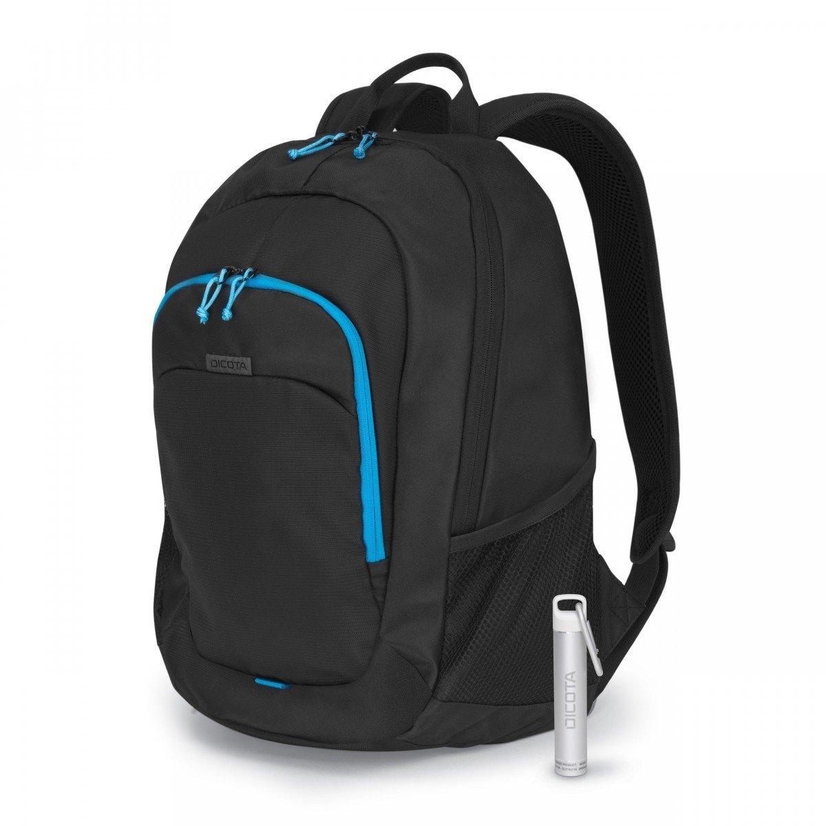 "Batoh na notebook Dicota Backpack Power Kit Value, 14"" až 15.6"", černý D31120"