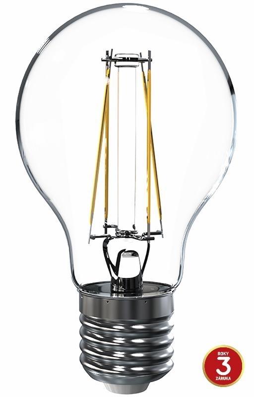 LED žárovka TESLA CRYSTAL RETRO BULB, 7W, E27, teplá bílá