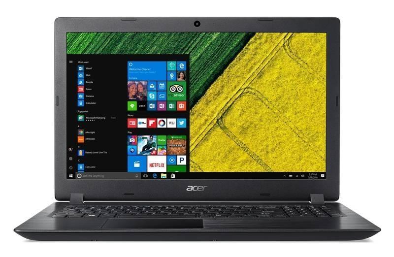 """Acer Aspire 3 - 15,6""""/A9-9420/4G/256SSD/W10 černý NX.GNVEC.006"""