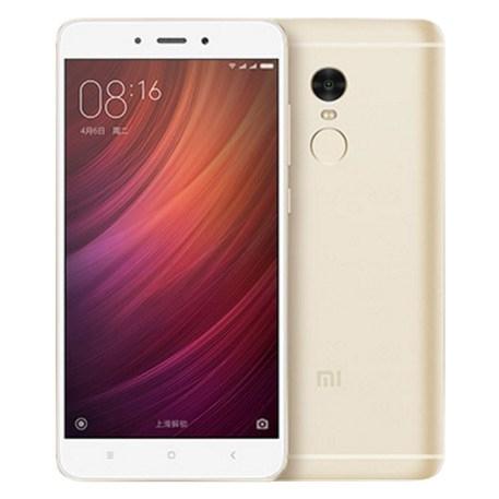 Xiaomi Redmi Note 4, CZ LTE, Dual SIM, 64 GB, zlatá - zlatý PH3082