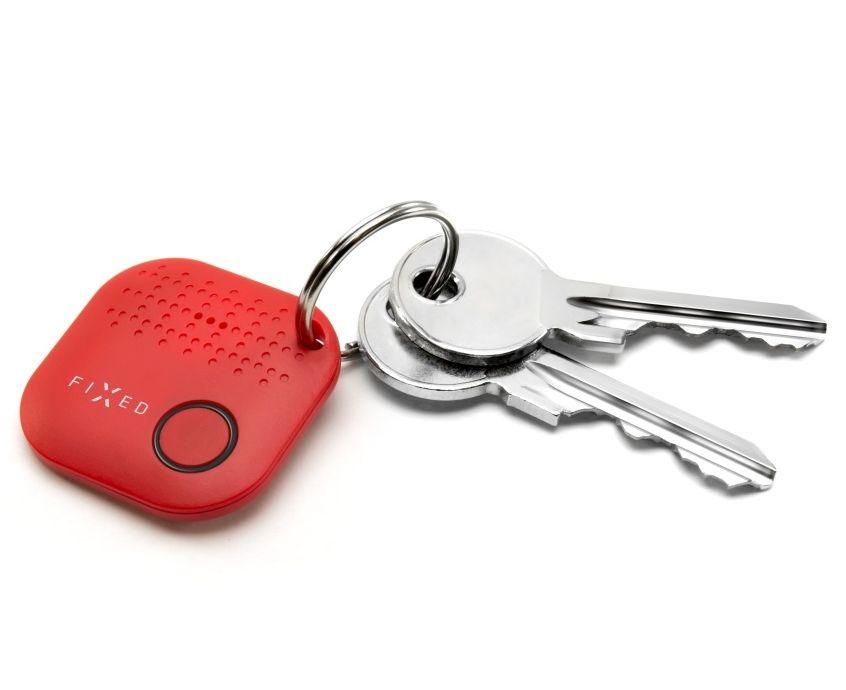 Key finder FIXED Smile - červený FIXSM-SMILE-RD