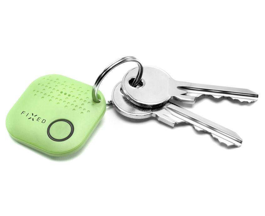 Key finder FIXED Smile - zelený FIXSM-SMILE-GN
