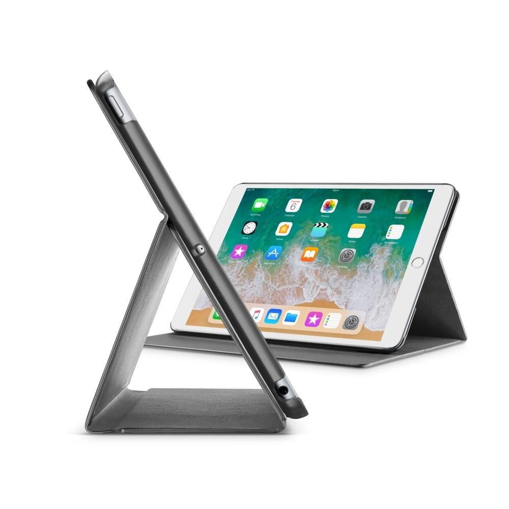 """Pouzdro se stojánkem CellularLine FOLIO pro Apple iPad Pro 10,5"""", černé FOLIOIPADPRO105K"""