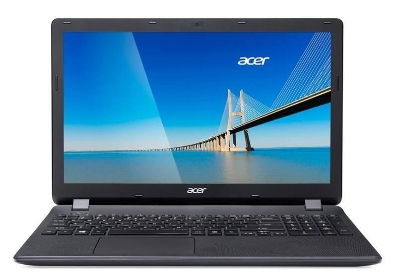 "Acer Extensa 15 (EX2519-P1SA) Pentium N3710/4GB+N/A/128 GB SSD+N/A/DVDRW/HD Graphics/15.6"" HD matný/BT/W10 Home/Black NX.EFAEC.029"