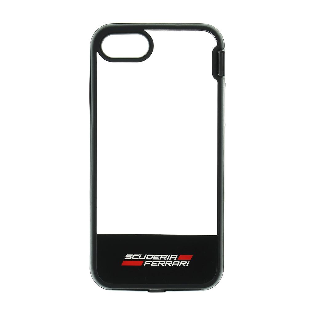 Zadní kryt Ferrari Racing Hard Case BI pro iPhone 7/8 FEHCP7BISBK
