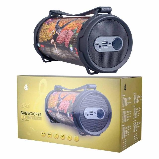 Aligator Bluetooth Portable Speaker Dance 201609001D