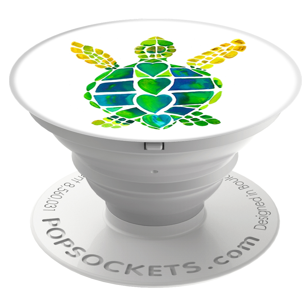 PopSocket Turtle Love