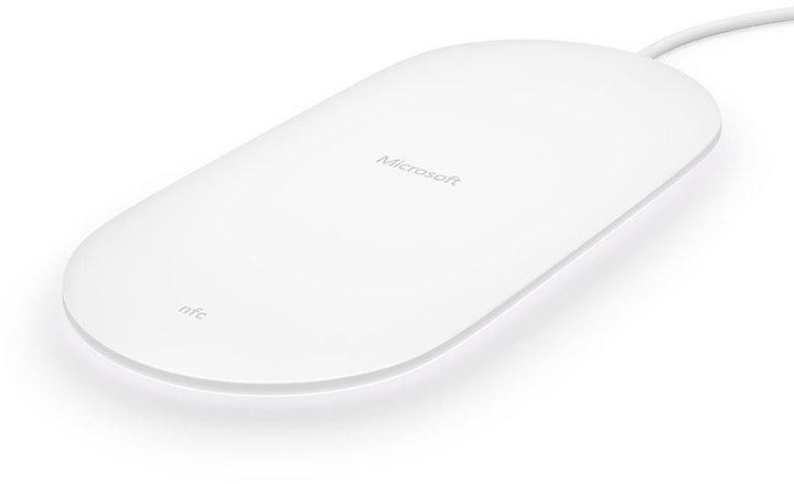 Bezdrátová nabíjecí základna MicroSoft DT-904 White