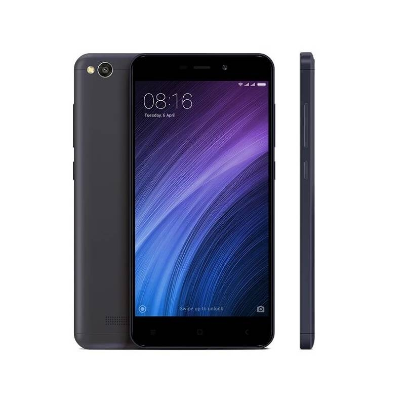 Xiaomi Redmi 4A Global, Dual SIM, CZ LTE 16GB - šedý PH3691