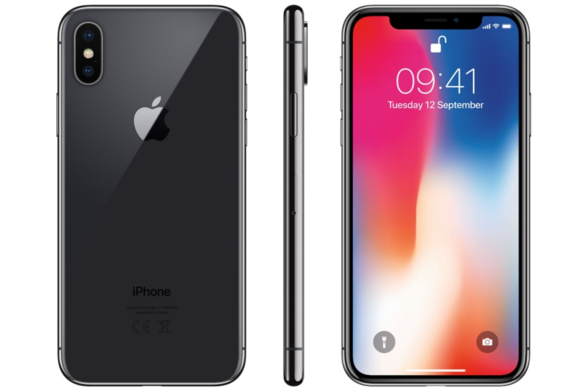 Apple iPhone X 256GB - šedý (Space Gray) MQAF2CN/A