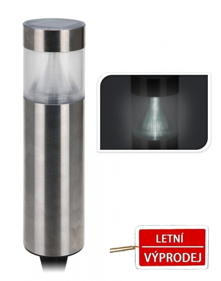 Solární svítidlo nerez 84511