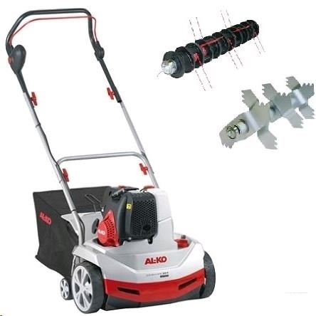 Vertikutátor benzínový AL-KO Combi Care 38 P Comfort, 3v1 travní fréza