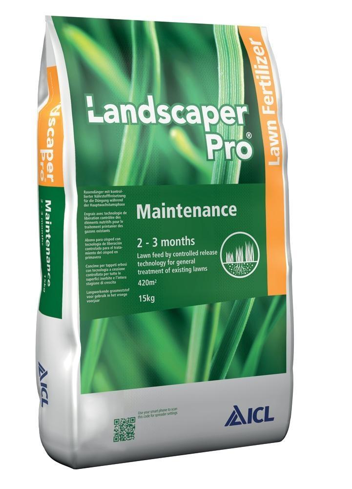 Trávníkové hnojivo Landscaper Pro® Maintenance 15 Kg