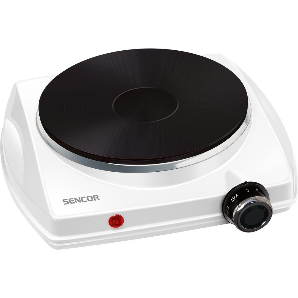 Elektrický vařič jednoplotýnkový SENCOR SCP 1503WH