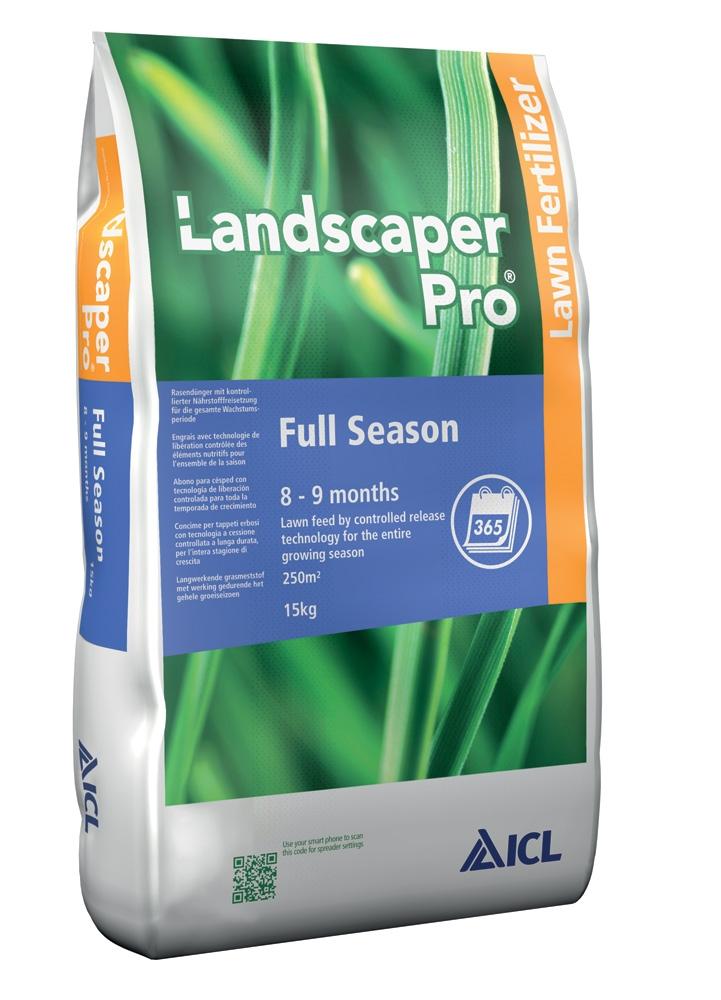 Trávníkové hnojivo Landscaper Pro® Full Season 15 Kg