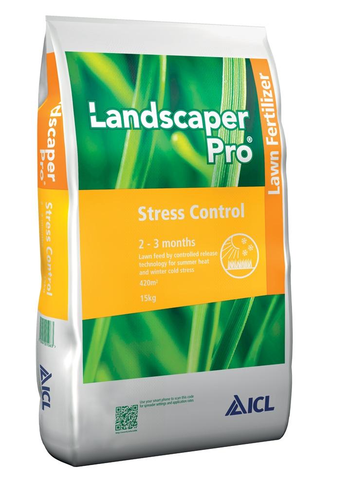 Trávníkové hnojivo Landscaper Pro® Stress Control 15 Kg
