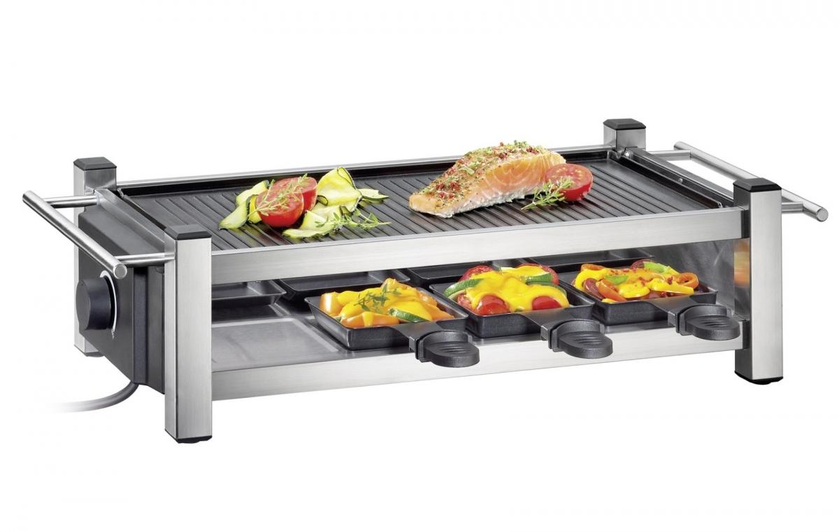 Küchenprofi elektrický gril Raclette Taste 8