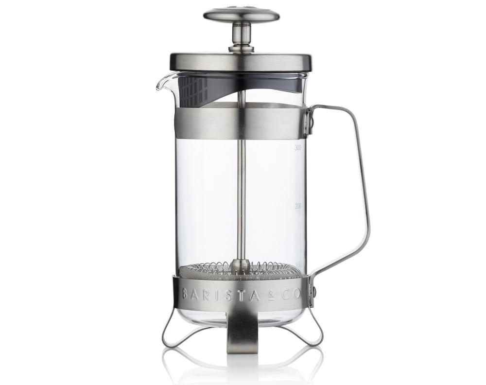 Barista & Co French press, 300 ml - Electric Steel