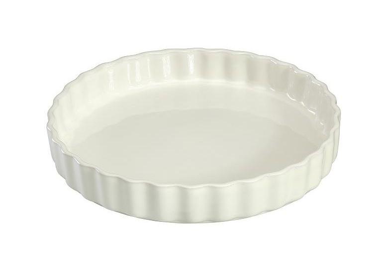 Küchenprofi forma na koláč Faro, 27 cm - bílá