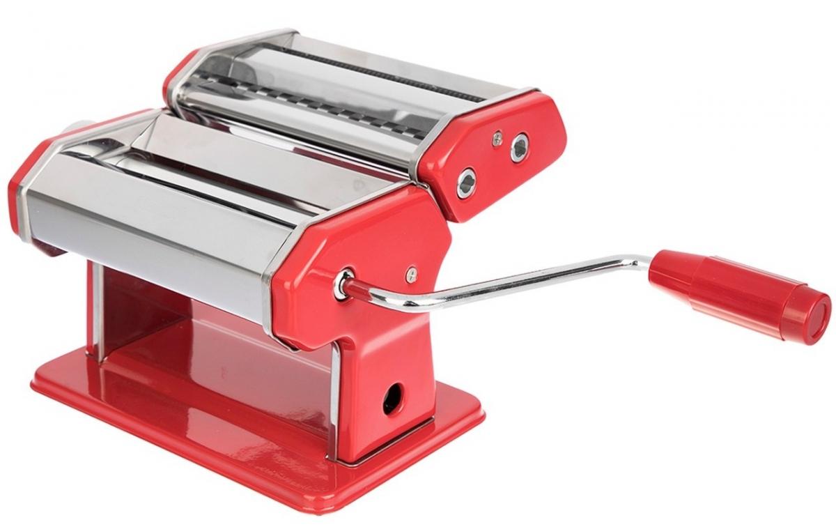 Küchenprofi strojek na těstoviny a nudle 150 PASTACASA, červený