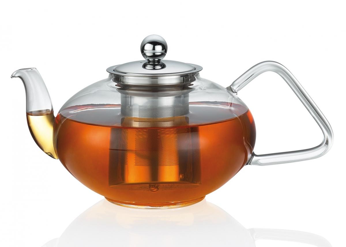 Küchenprofi skleněná konvice na čaj s filtrem Tibet, 800 ml