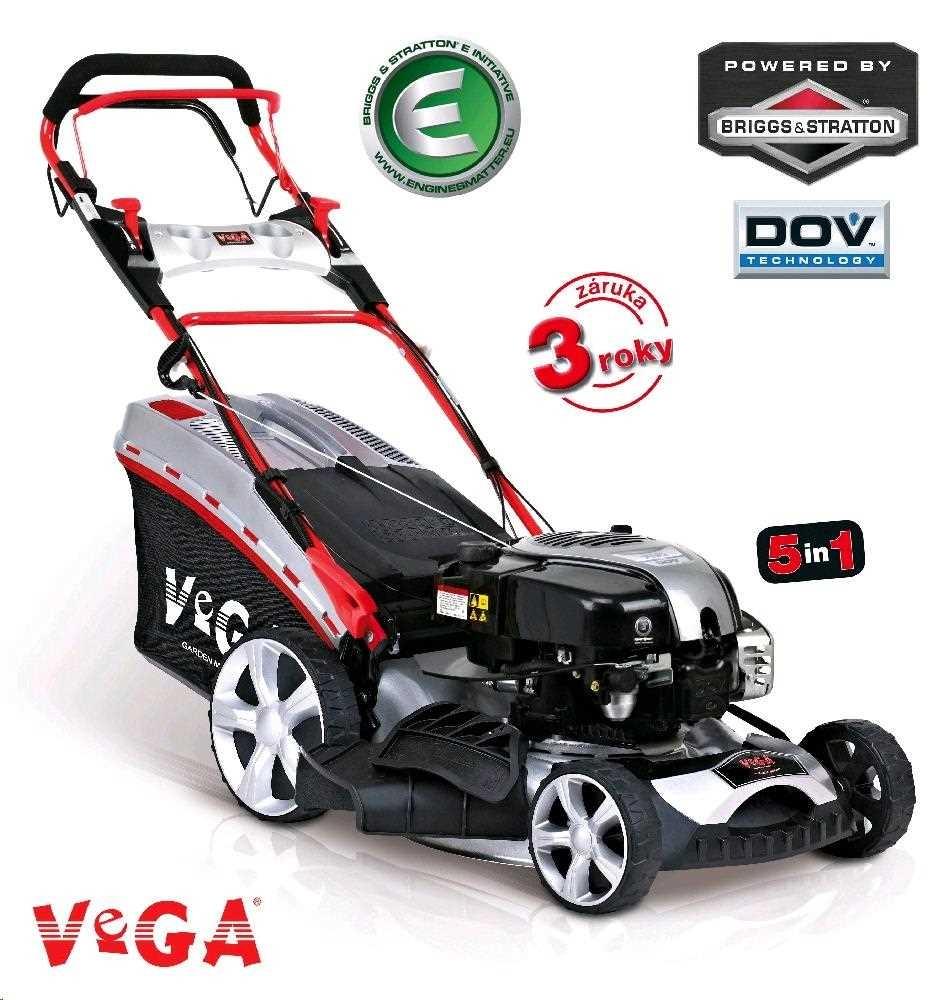 VeGA 752 SXH DOV 5in1 benzínová sekačka