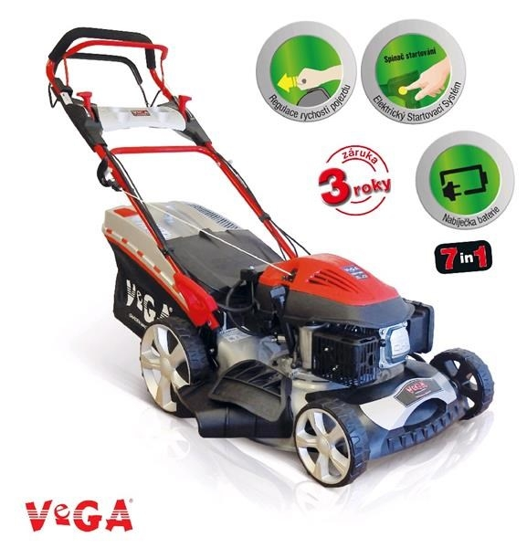 VeGA 485 SXHE 7in1 benzínová sekačka