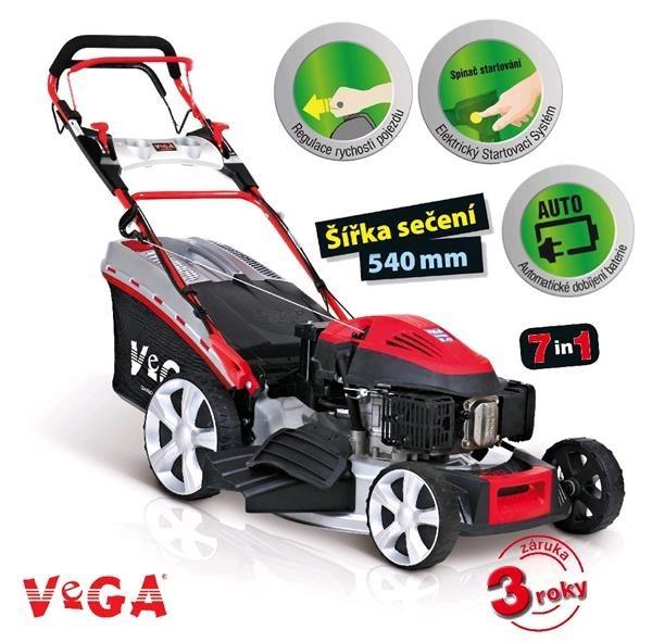 VeGA 545 SXHE 7in1 benzínová sekačka