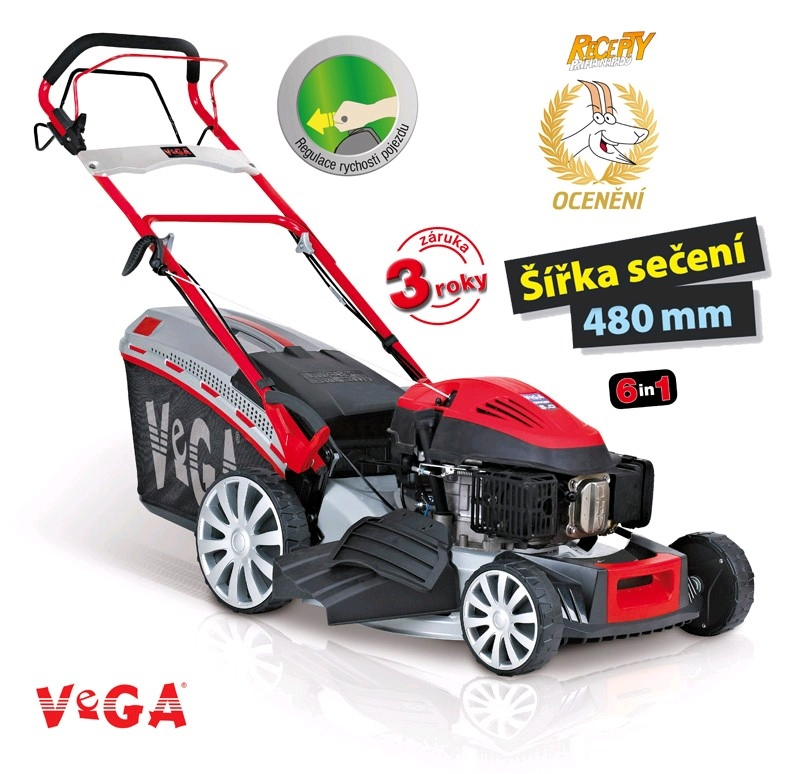 VeGA 495 SXH 6in1 benzínová sekačka