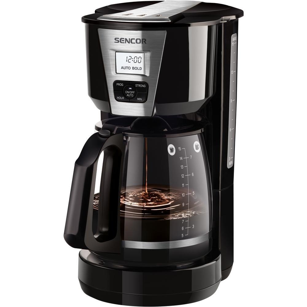 Kávovar SENCOR SCE 5070BK
